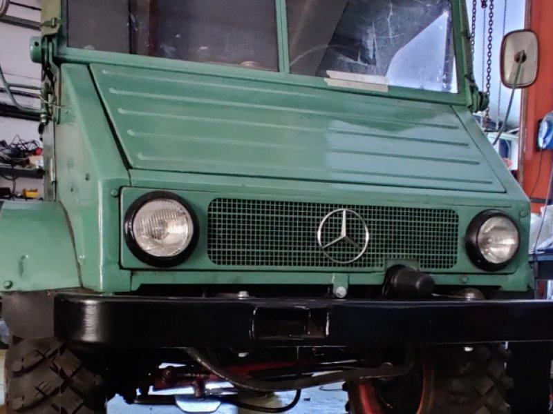 Unimog a típus Mercedes-Benz Unimog 411 Cabrio, Gebrauchtmaschine ekkor: Waidhofen an der Thaya (Kép 1)