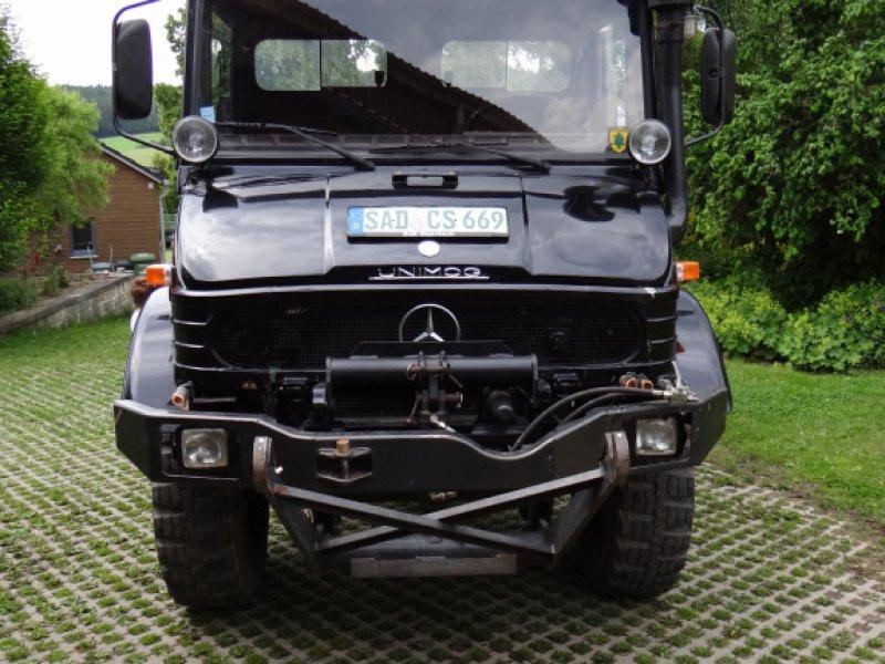 Unimog типа Mercedes-Benz unimog 417, Gebrauchtmaschine в Gleiritsch (Фотография 1)