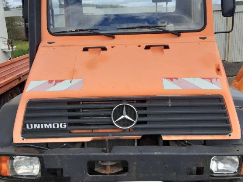 Unimog des Typs Mercedes-Benz Unimog U 140, Gebrauchtmaschine in Calw  (Bild 3)