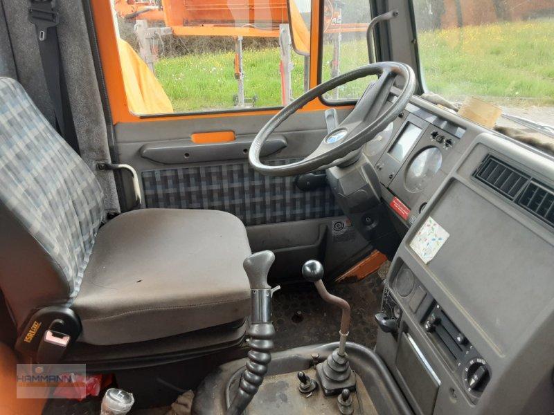 Unimog des Typs Mercedes-Benz Unimog U 140, Gebrauchtmaschine in Calw  (Bild 4)