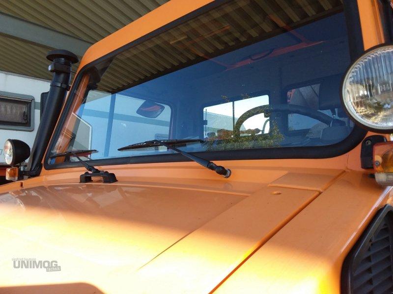 Unimog typu Mercedes-Benz Unimog U 1600, Gebrauchtmaschine w Merklingen (Zdjęcie 8)