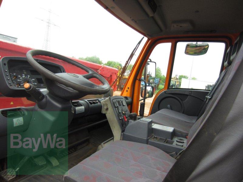 Unimog des Typs Mercedes-Benz Unimog U 300, Gebrauchtmaschine in Großweitzschen  (Bild 5)