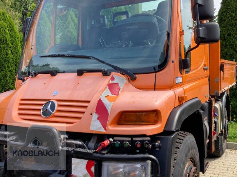 Unimog типа Mercedes-Benz Unimog U 400, Gebrauchtmaschine в Immendingen (Фотография 1)
