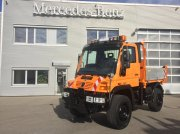 Unimog of the type Mercedes-Benz Unimog U 400, Gebrauchtmaschine in Heimstetten