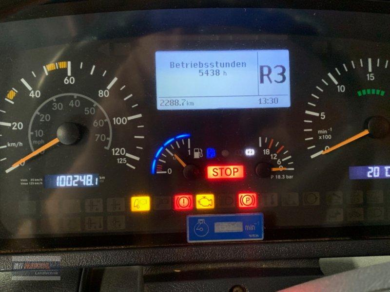 Unimog des Typs Mercedes-Benz Unimog U 400, Gebrauchtmaschine in Lichtenfels (Bild 8)