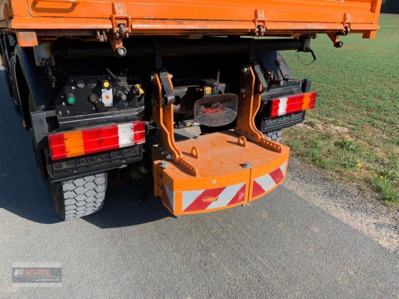 Unimog des Typs Mercedes-Benz Unimog U 400, Gebrauchtmaschine in Lichtenfels (Bild 21)