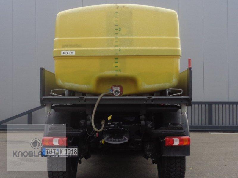 Unimog a típus Mercedes-Benz Unimog U 423, Neumaschine ekkor: Immendingen (Kép 4)