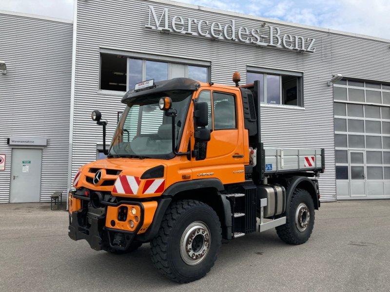 Unimog des Typs Mercedes-Benz Unimog U 423, Gebrauchtmaschine in Heimstetten (Bild 1)