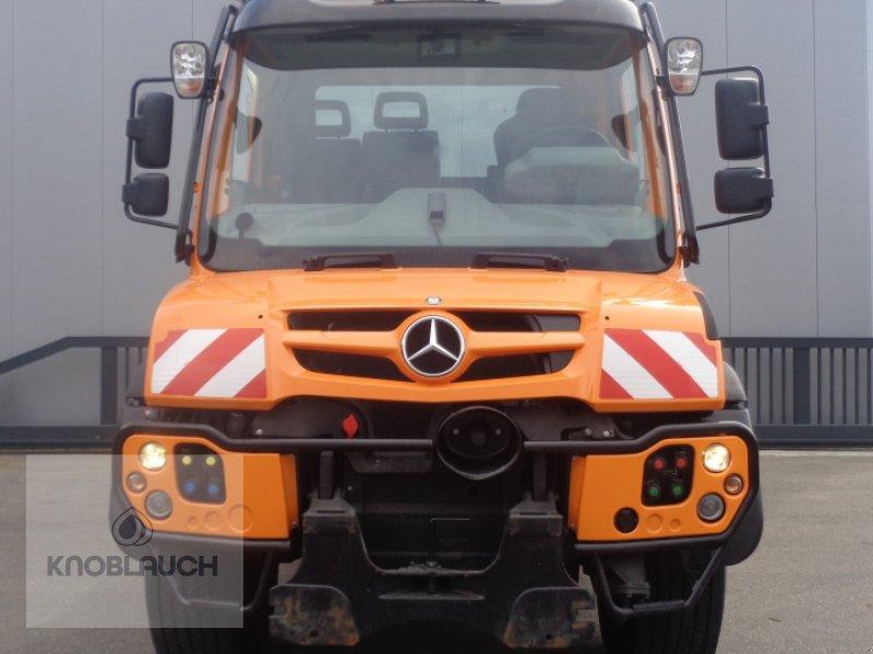 Unimog typu Mercedes-Benz Unimog U 430, Neumaschine w Immendingen (Zdjęcie 2)