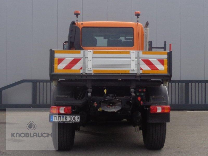 Unimog typu Mercedes-Benz Unimog U 430, Neumaschine w Immendingen (Zdjęcie 4)