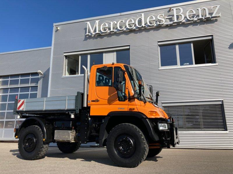 Unimog типа Mercedes-Benz Unimog U 500, Gebrauchtmaschine в Heimstetten (Фотография 1)