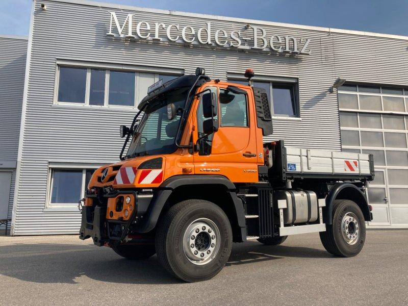 Unimog des Typs Mercedes-Benz Unimog U 530, Gebrauchtmaschine in Heimstetten (Bild 1)