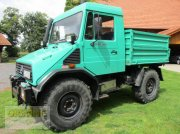 Unimog of the type Mercedes-Benz Unimog U 90 Turbo, Gebrauchtmaschine in Wettringen