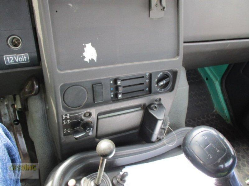 Unimog typu Mercedes-Benz Unimog U 90 Turbo, Gebrauchtmaschine w Wettringen (Zdjęcie 17)