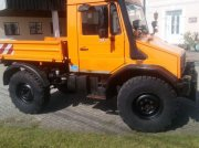 Unimog of the type Mercedes-Benz Unimog U140, Gebrauchtmaschine in Ebensee
