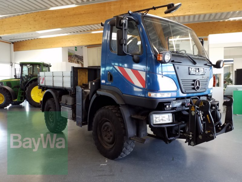 Unimog du type Mercedes-Benz Unimog U20, Gebrauchtmaschine en Bamberg (Photo 1)