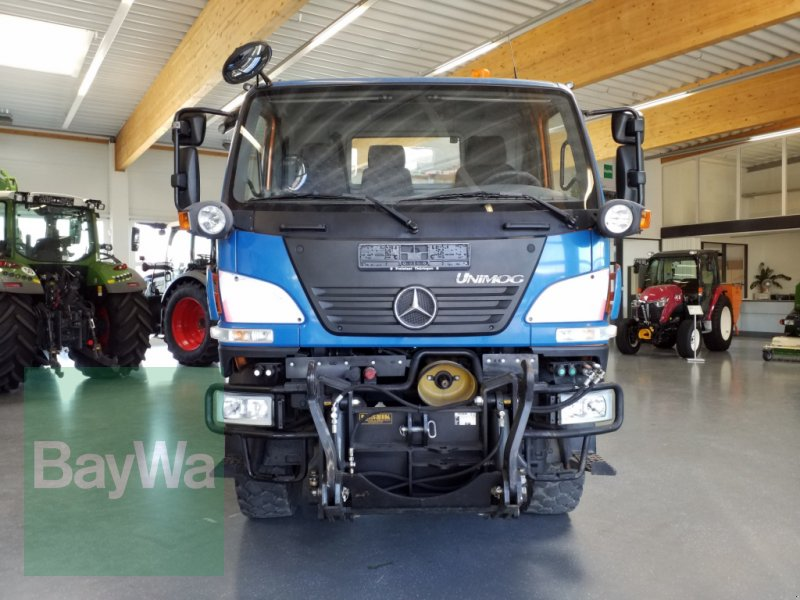 Unimog du type Mercedes-Benz Unimog U20, Gebrauchtmaschine en Bamberg (Photo 3)