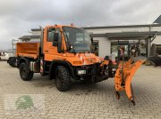 Unimog of the type Mercedes-Benz Unimog U300, Gebrauchtmaschine in Münchberg