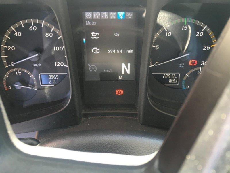 Unimog typu Mercedes-Benz Unimog U527 mit Hinterradzusatzlenkung, Gebrauchtmaschine w Heimstetten (Zdjęcie 7)