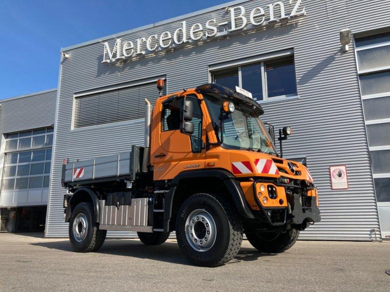 Unimog des Typs Mercedes-Benz Unimog U530, Gebrauchtmaschine in Heimstetten (Bild 1)