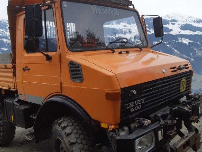 Unimog des Typs Mercedes U1200, Gebrauchtmaschine in Matrei i. O. (Bild 1)