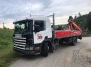 Unimog of the type Scania P114 LB 4x2 LKW, Gebrauchtmaschine in Brunn an der Wild