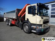Scania P380 E3 Multilift Kran 23 mt Unimog