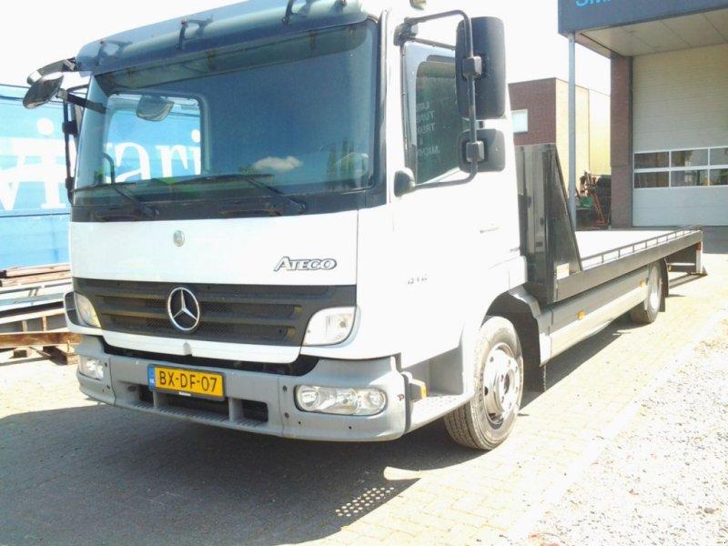 Unimog типа Sonstige Mercedes Benz atego oprijwagen euro 5, Gebrauchtmaschine в Mariahout (Фотография 1)