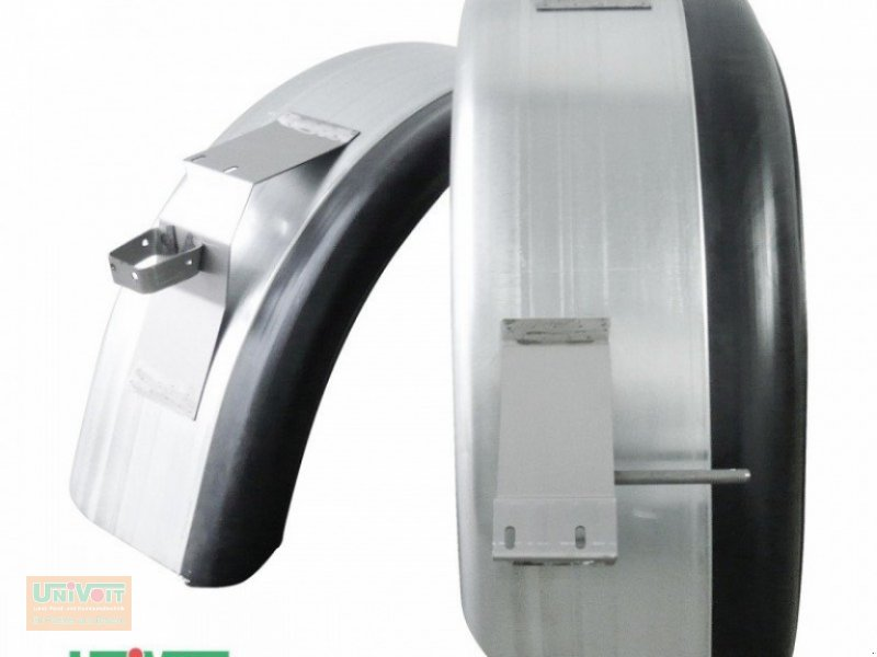 Unimog tip Unimog Unimog Kotflügel hinten kurzer Radstand mit Gummirand U424/427/425/435, Neumaschine in Warmensteinach (Poză 1)