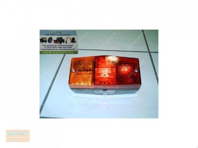 Unimog des Typs Unimog Unimog / MB trac Rücklicht komplett BOSC, Neumaschine in Warmensteinach (Bild 1)