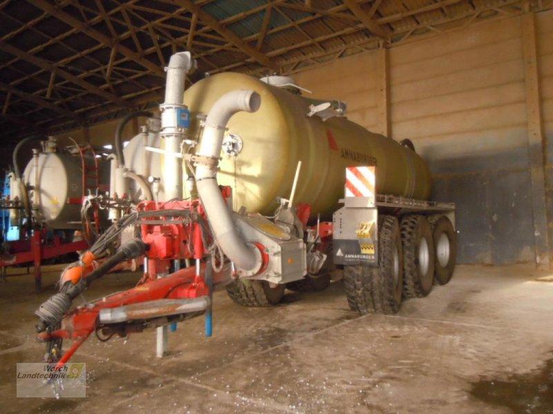Vakuumfaß typu Annaburger HTS 34 K28, Gebrauchtmaschine w Schora (Zdjęcie 1)