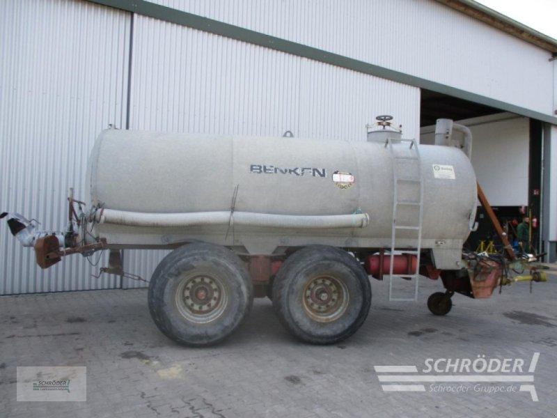 Vakuumfaß des Typs Benken VT 10000, Gebrauchtmaschine in Wildeshausen (Bild 2)