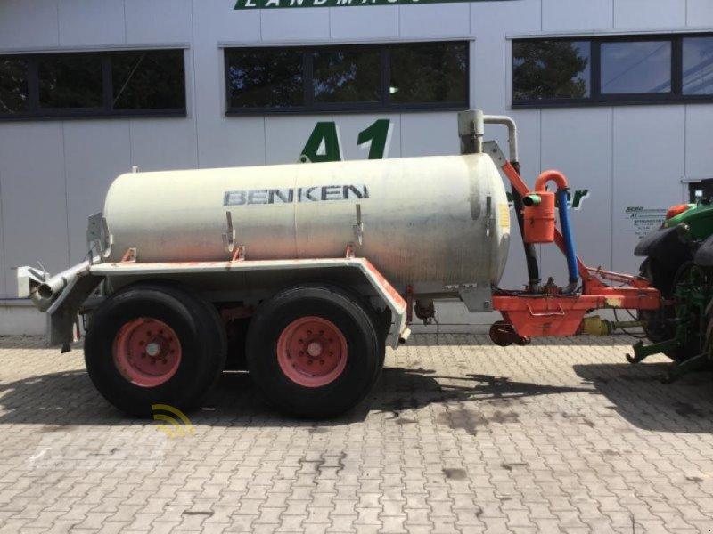 Vakuumfaß типа Benken VT 6, Gebrauchtmaschine в Neuenkirchen-Vörden (Фотография 1)