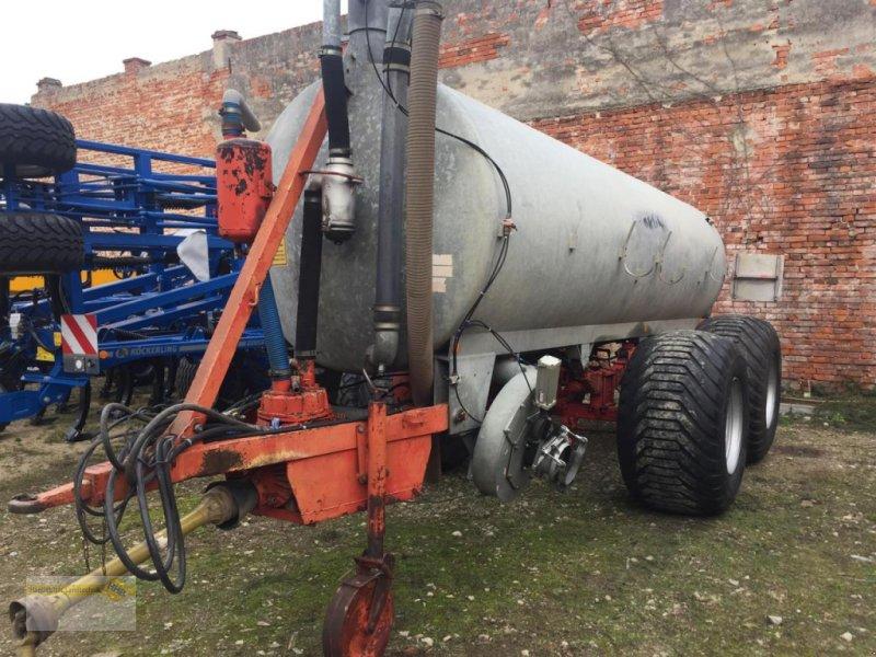 Vakuumfaß des Typs Benken VT12, Gebrauchtmaschine in Bismark (Bild 1)