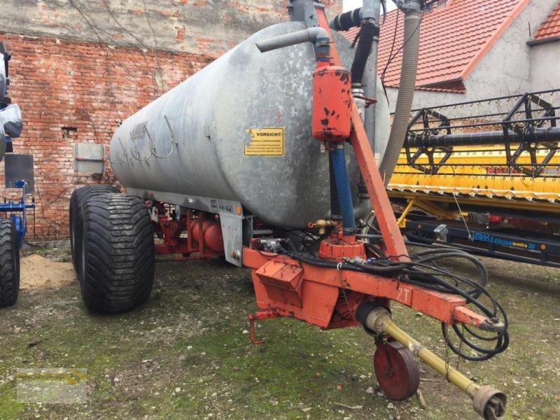 Vakuumfaß des Typs Benken VT12, Gebrauchtmaschine in Bismark (Bild 2)