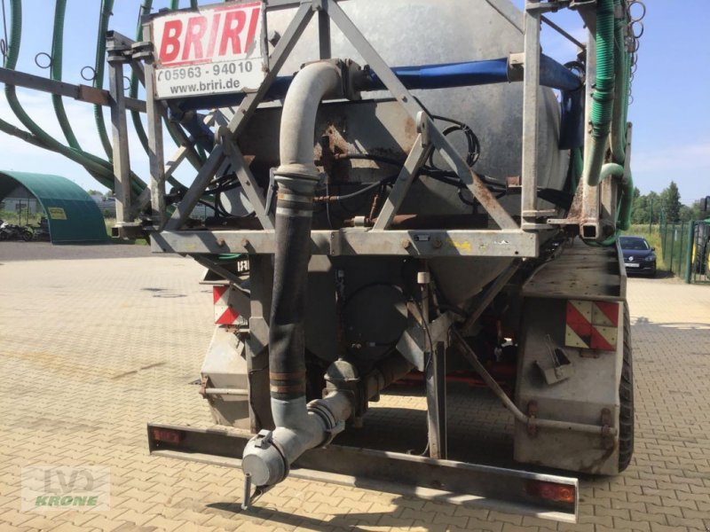 Vakuumfaß типа Briri Tridem VTRW, Gebrauchtmaschine в Zorbau (Фотография 8)
