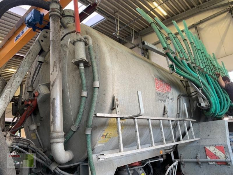 Vakuumfaß типа Briri VTTW 180, Gebrauchtmaschine в Risum-Lindholm (Фотография 11)