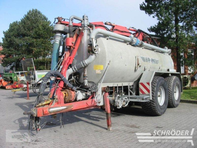 Vakuumfaß des Typs Bruns VT 18, Gebrauchtmaschine in Wittmund - Funnix (Bild 1)