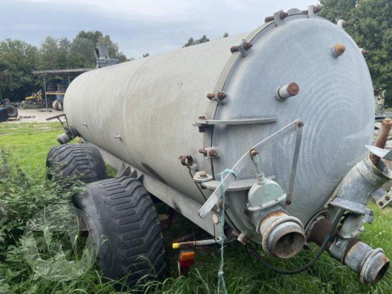 Vakuumfaß des Typs Eckart 7000 LTR. VAKUUMWAGE, Gebrauchtmaschine in Bützow (Bild 1)