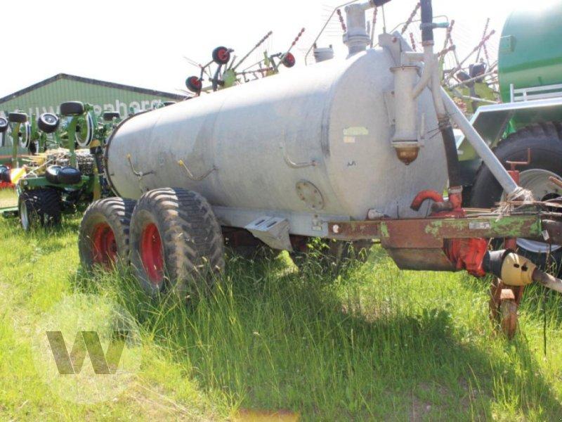 Vakuumfaß des Typs Eckart 7.000 ltr. Vakuumwagen, Gebrauchtmaschine in Börm (Bild 1)
