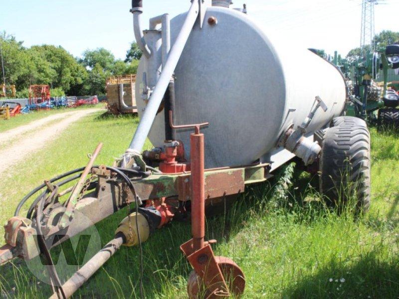 Vakuumfaß des Typs Eckart 7.000 ltr. Vakuumwagen, Gebrauchtmaschine in Börm (Bild 2)