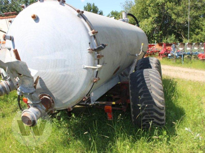 Vakuumfaß des Typs Eckart 7.000 ltr. Vakuumwagen, Gebrauchtmaschine in Börm (Bild 5)