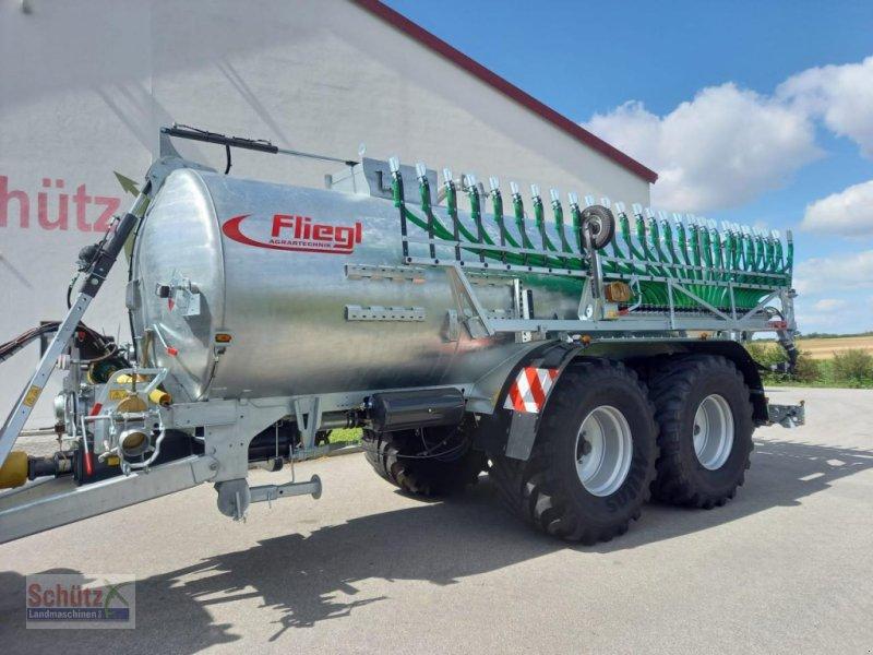 Vakuumfaß типа Fliegl MAXX Line Plus Pumpfasswagen PFW 18000 Tandem, Bj. 2021, neu, Skate 150, Gebrauchtmaschine в Schierling (Фотография 1)