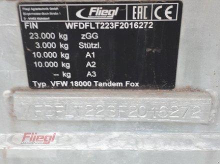 Vakuumfaß du type Fliegl VFW 18000l Fox, Gebrauchtmaschine en Mühldorf (Photo 5)
