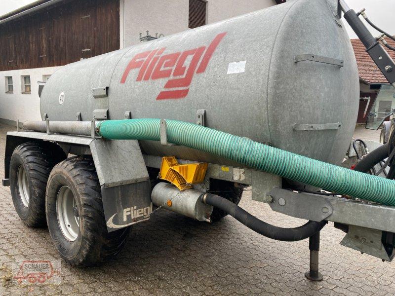 Vakuumfaß a típus Fliegl VFW 8600, Gebrauchtmaschine ekkor: Pfettrach bei Landshut (Kép 1)
