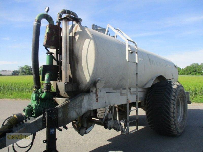 Vakuumfaß типа G+L Fahrzeug - Behälterbau Favorit 10.800, Einachsfass,, Gebrauchtmaschine в Wettringen (Фотография 1)