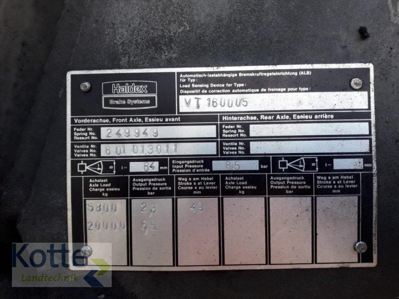 Vakuumfaß des Typs Garant VT 16000, Gebrauchtmaschine in Rieste (Bild 9)