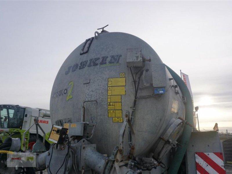 Vakuumfaß des Typs Joskin MODULO 2, Gebrauchtmaschine in Töging am Inn (Bild 13)