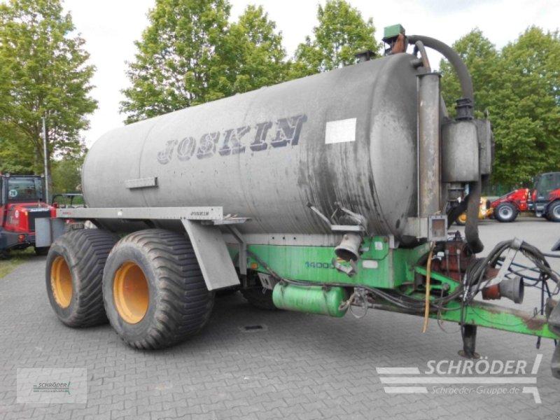 Vakuumfaß типа Joskin TS 14000, Gebrauchtmaschine в Westerstede (Фотография 2)
