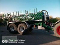 Kotte Garant VT 16500 Vákuový sud